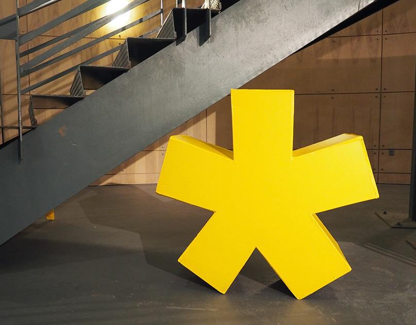 *SUNY New Paltz Graphic Design BFA Thesis Show