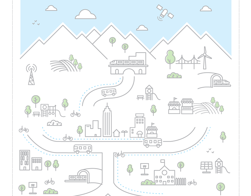 Urban planning principles