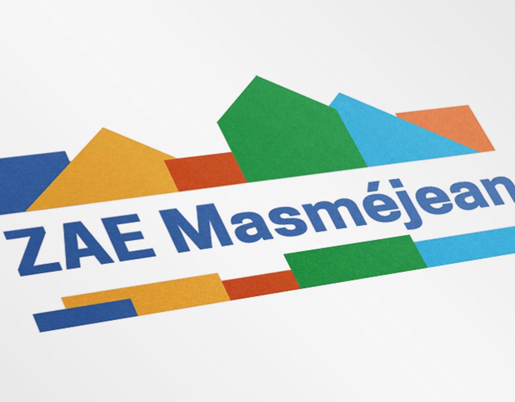 logo, identité, panneau, plaquette, présentation, plan, cartographie, infographie, affiche, graphiste, lozère, cévennes, julie mercey, zae, masméjean