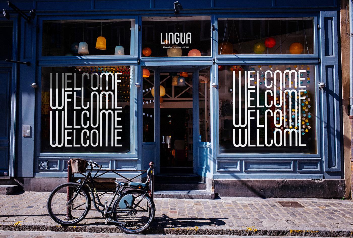 Lingua - Language Café