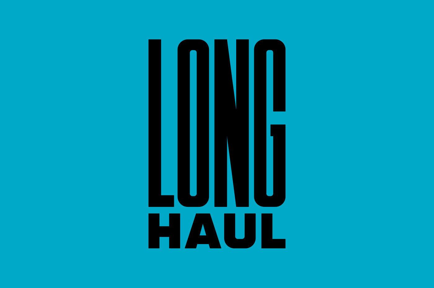 David Shrigley Long Haul book