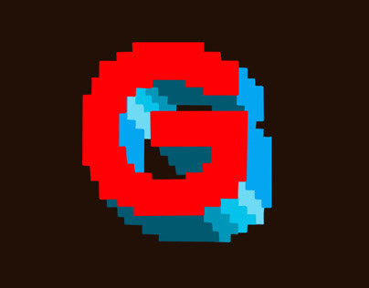 "Text Design: ""G"" (for Game Escape PH) [4]"