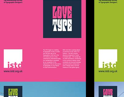 ISTD: LOVE TYPE, LIVE TYPE