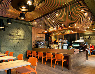 fast food shop interior design ideas projects