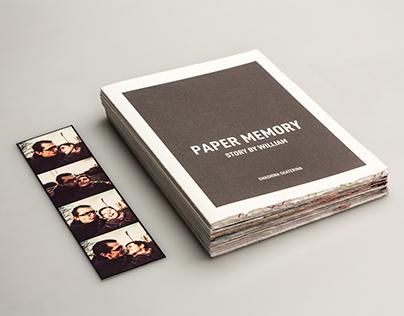 Paper Memory – Part 1