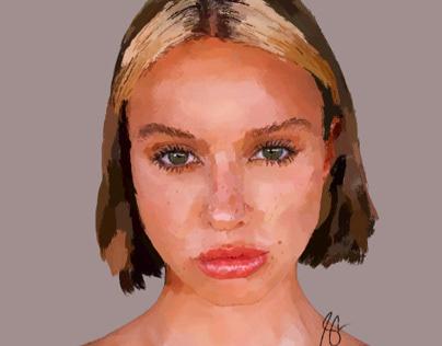 """Digital Painting: """"tringsby"""""""