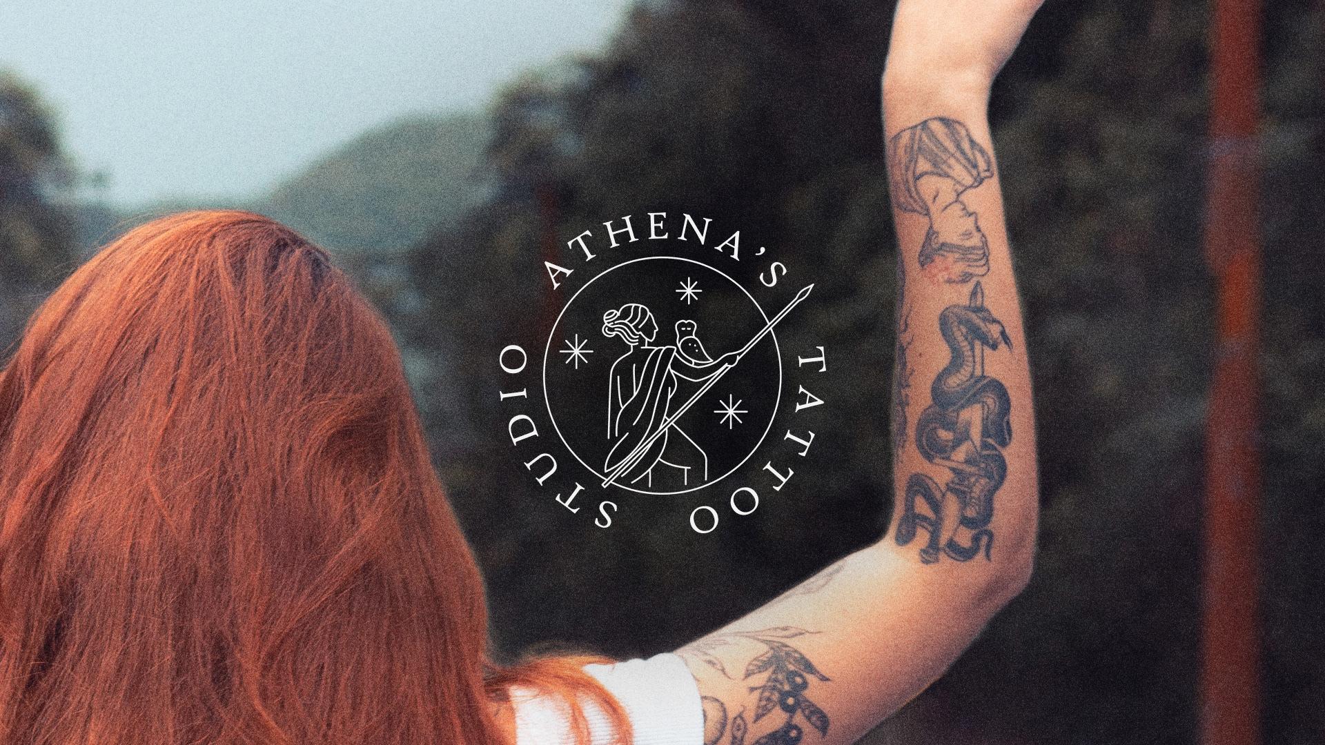 Tattoo Studio Design Projects Photos Videos Logos Illustrations And Branding On Behance