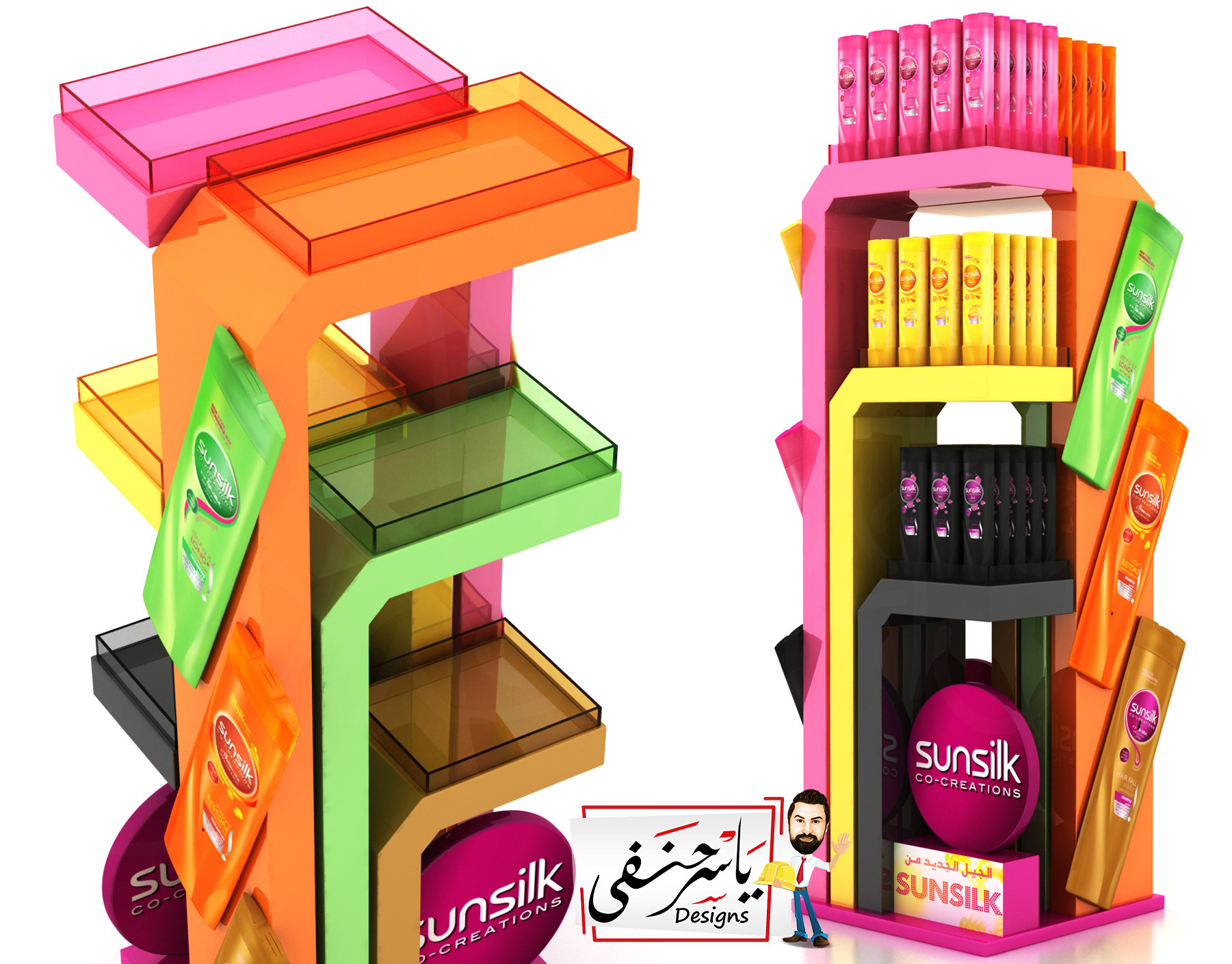 Campaign Sunsilk Projects Photos Videos Logos Illustrations And Branding On Behance