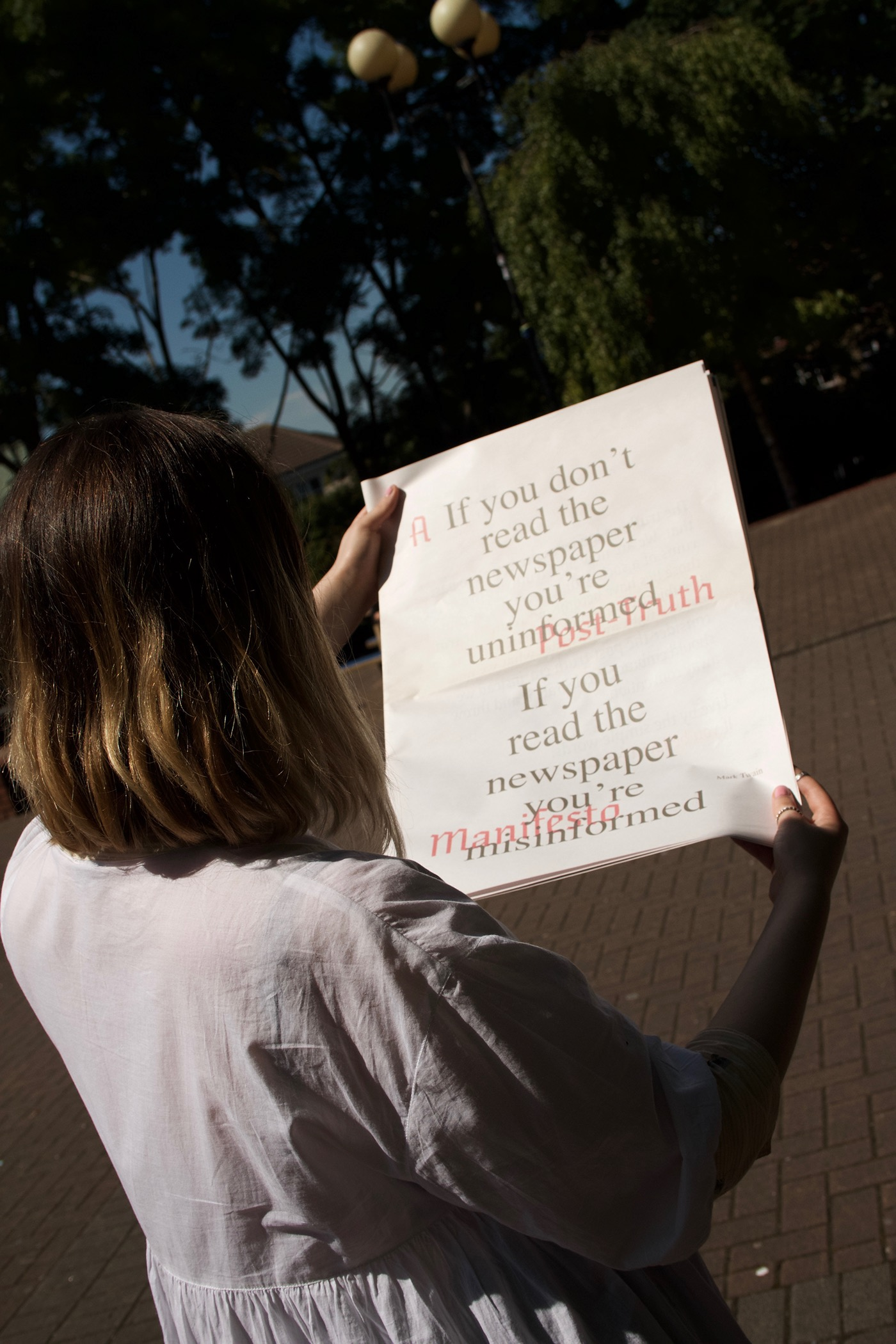 A Post-Truth Manifesto