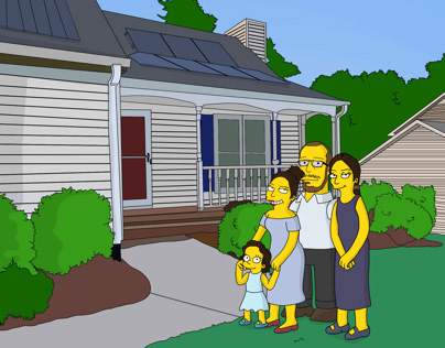 Turn Yourself into 'The Simpsons' Character 5