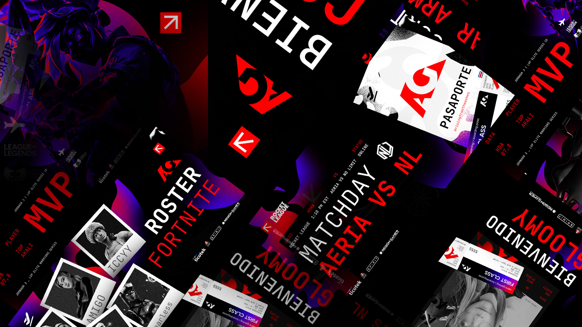Undead Gaming Projects Photos Videos Logos Illustrations And Branding On Behance