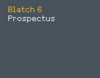 Blatch 6 Prospectus