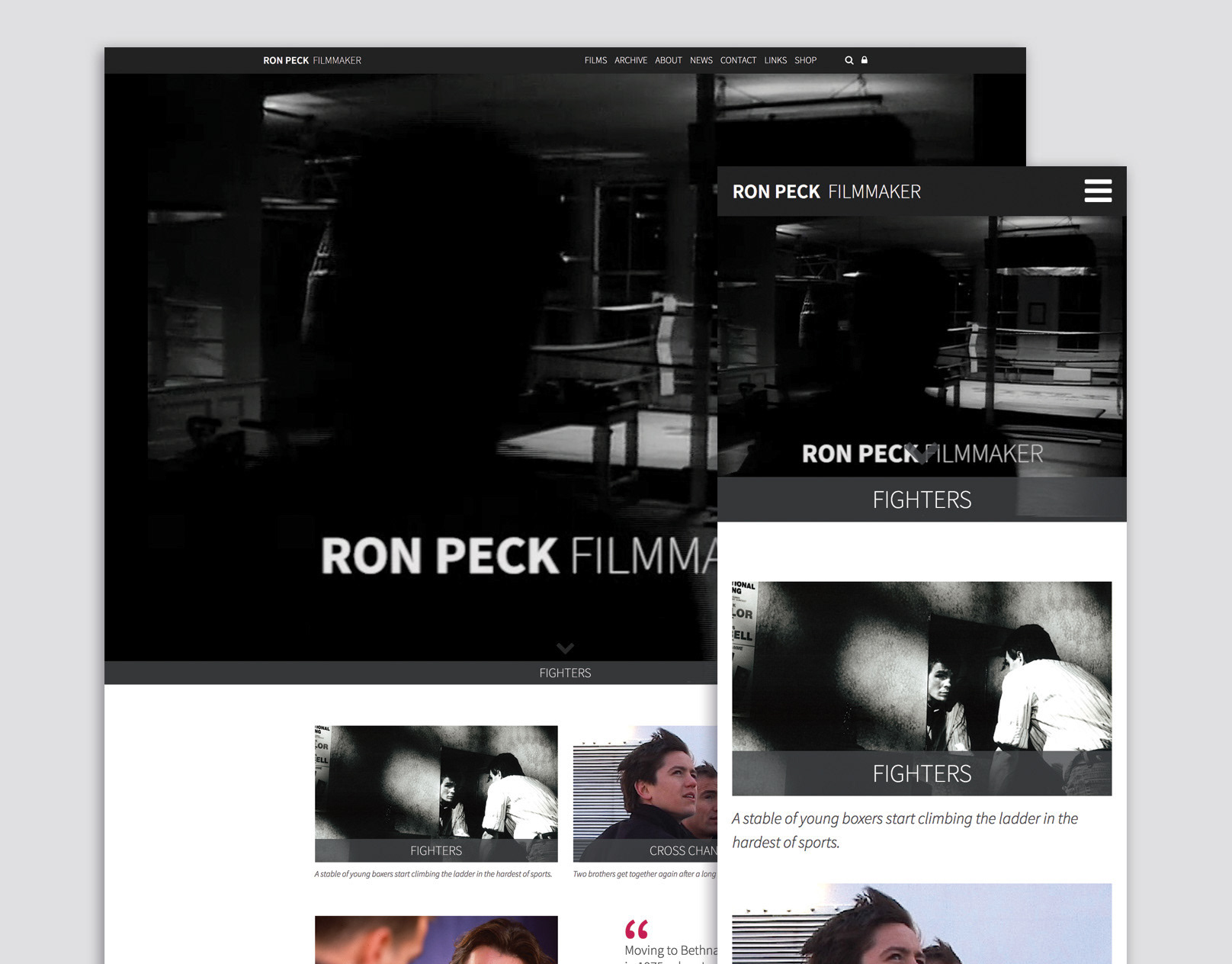 Ron Peck