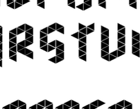 Triangle Typeface