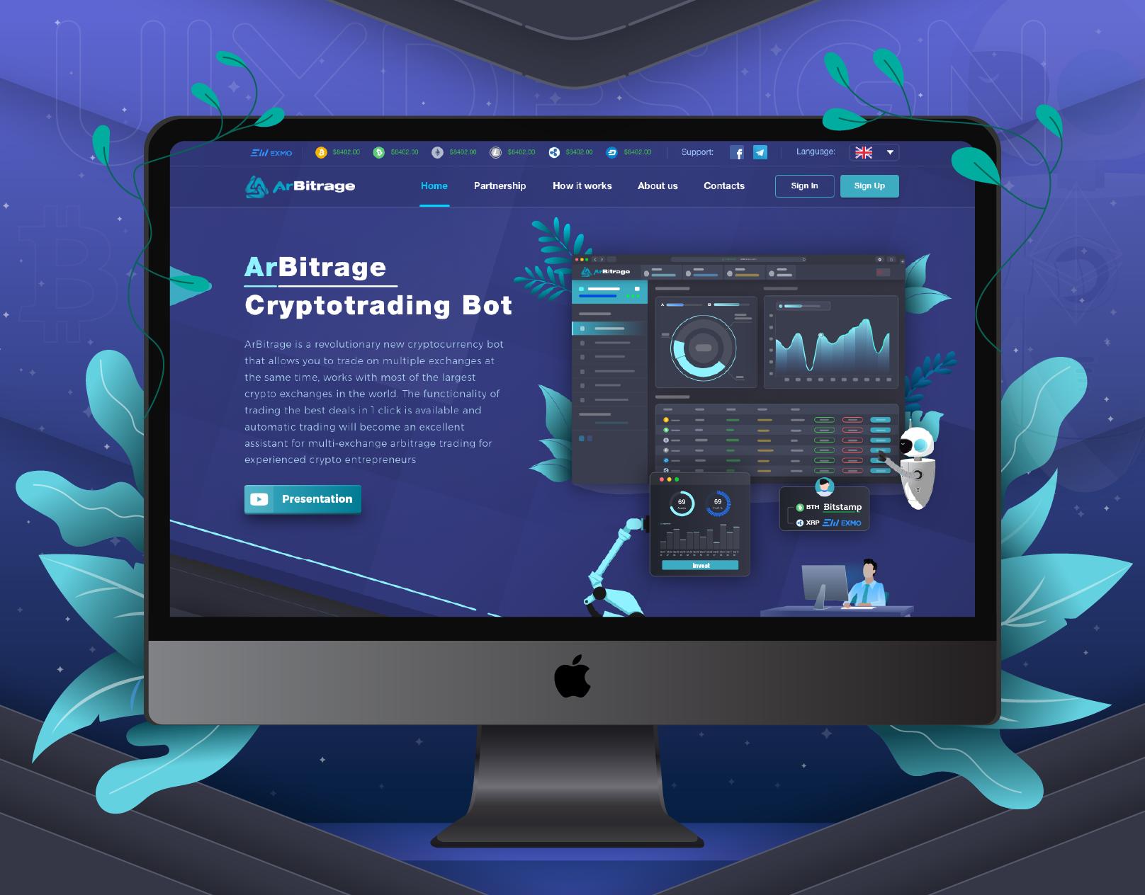 bots bitcoin exmo)