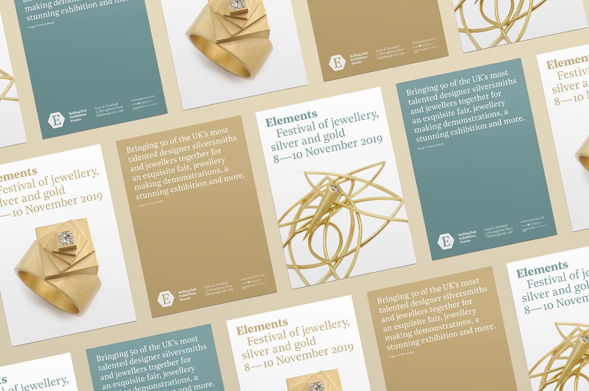 Incorporation of Goldsmiths: Elements