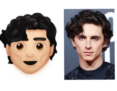 Celebs as Emoji
