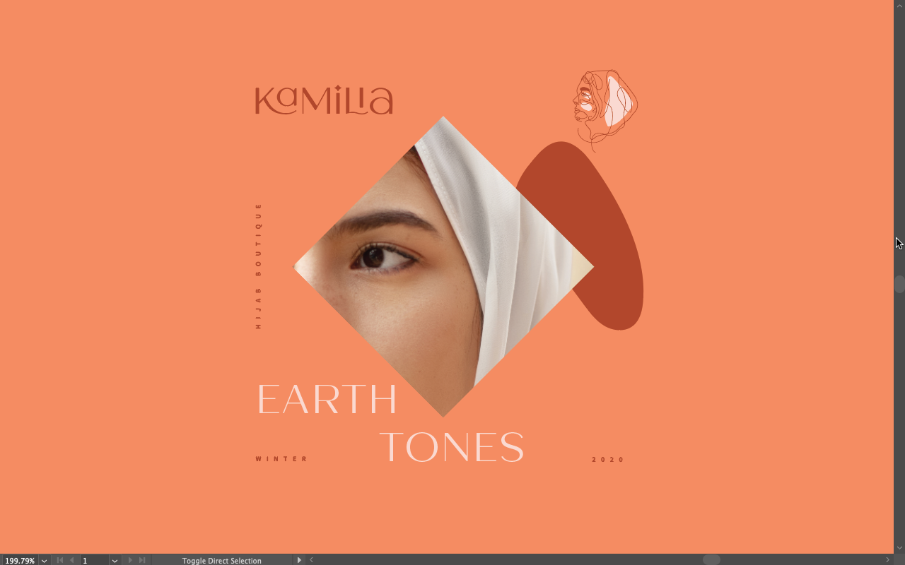 Hijab projects  Photos, videos, logos, illustrations and branding