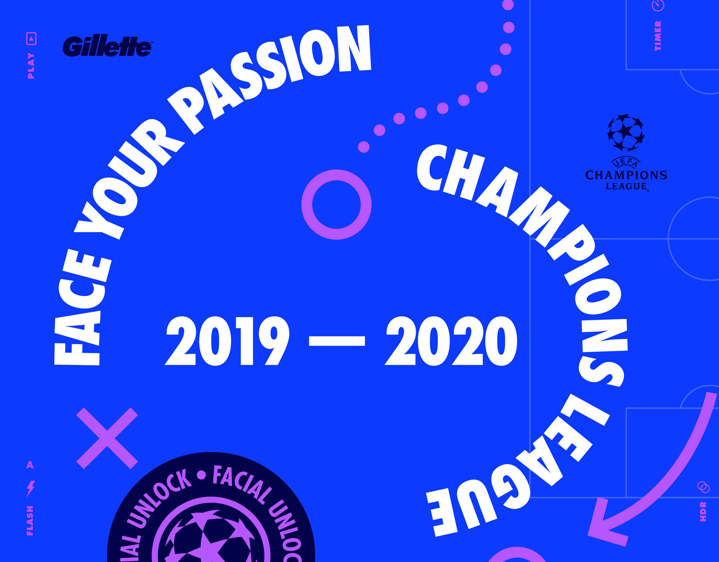 Women Champions League Projects Photos Videos Logos Illustrations And Branding On Behance