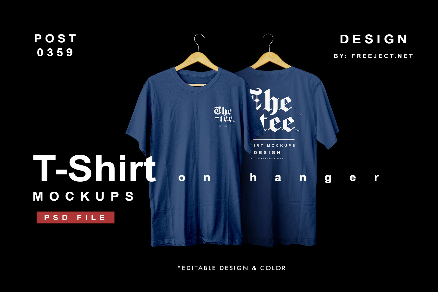 Download Men S T Shirt Mockup Projects Photos Videos Logos Illustrations And Branding On Behance PSD Mockup Templates