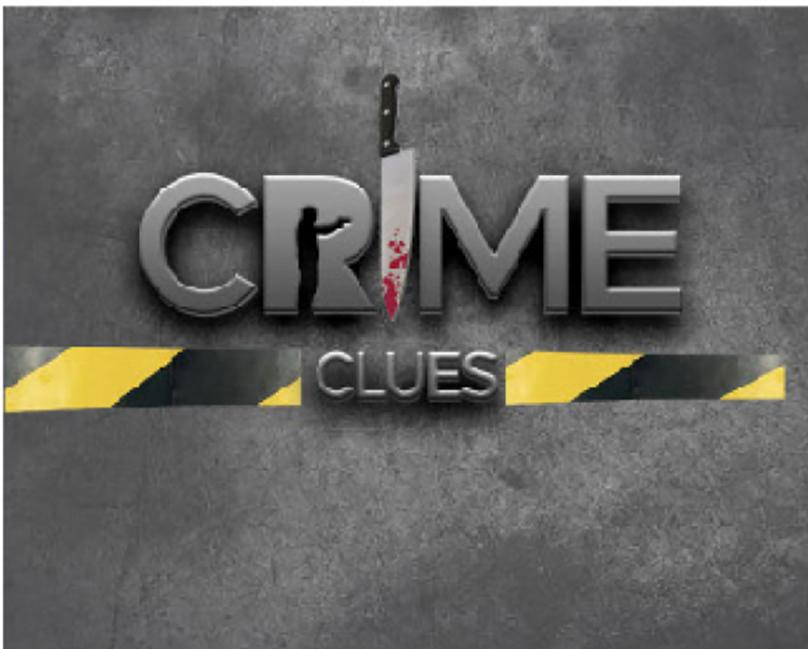 TV Show Opener: Crime Clues