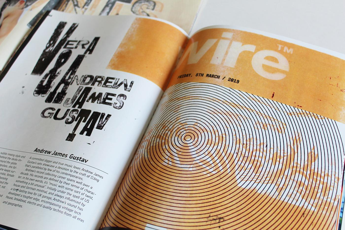 Wire (DJ) Magazine.