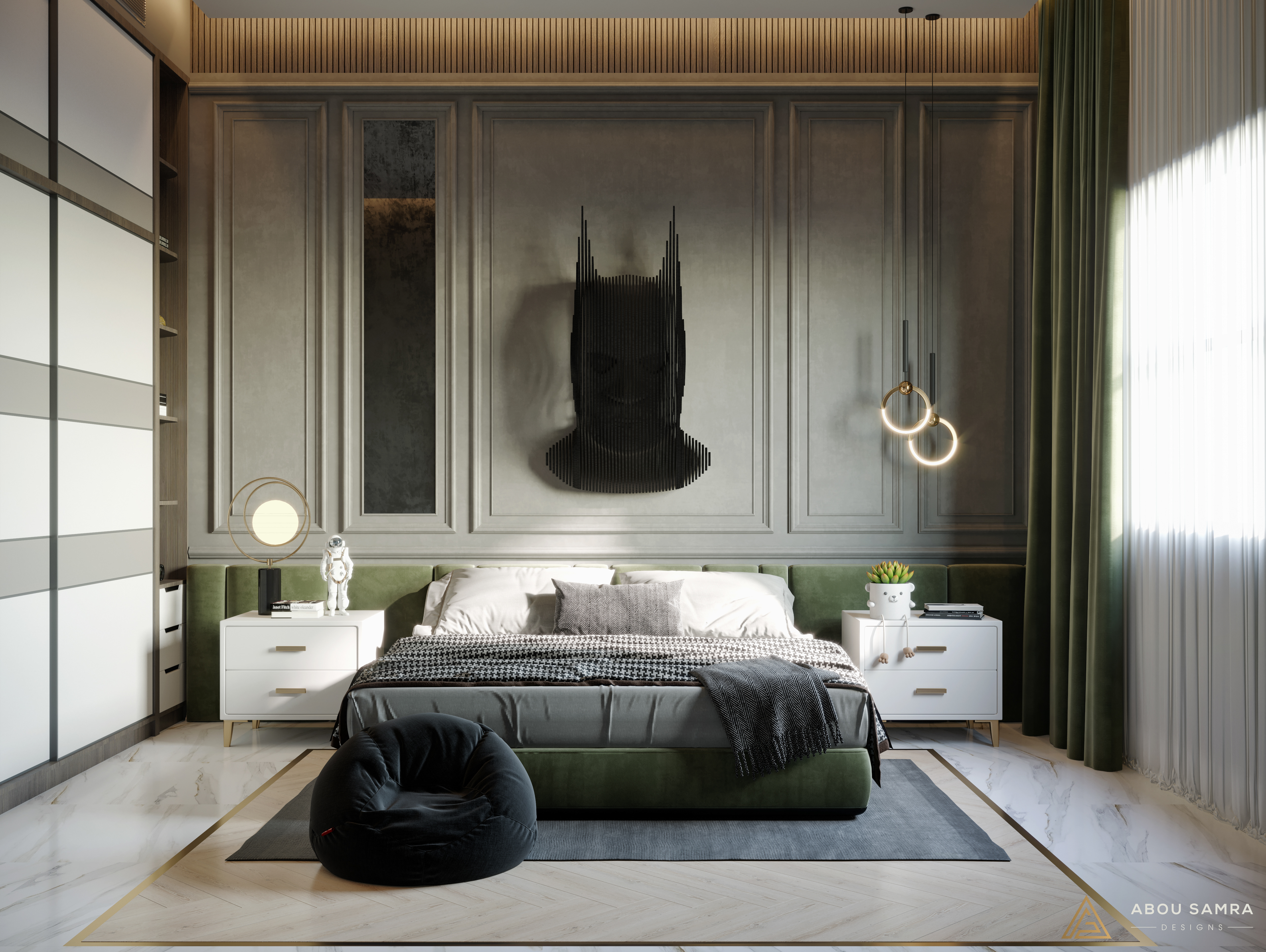Modern Bedroom projects   Photos, videos, logos, illustrations and ...