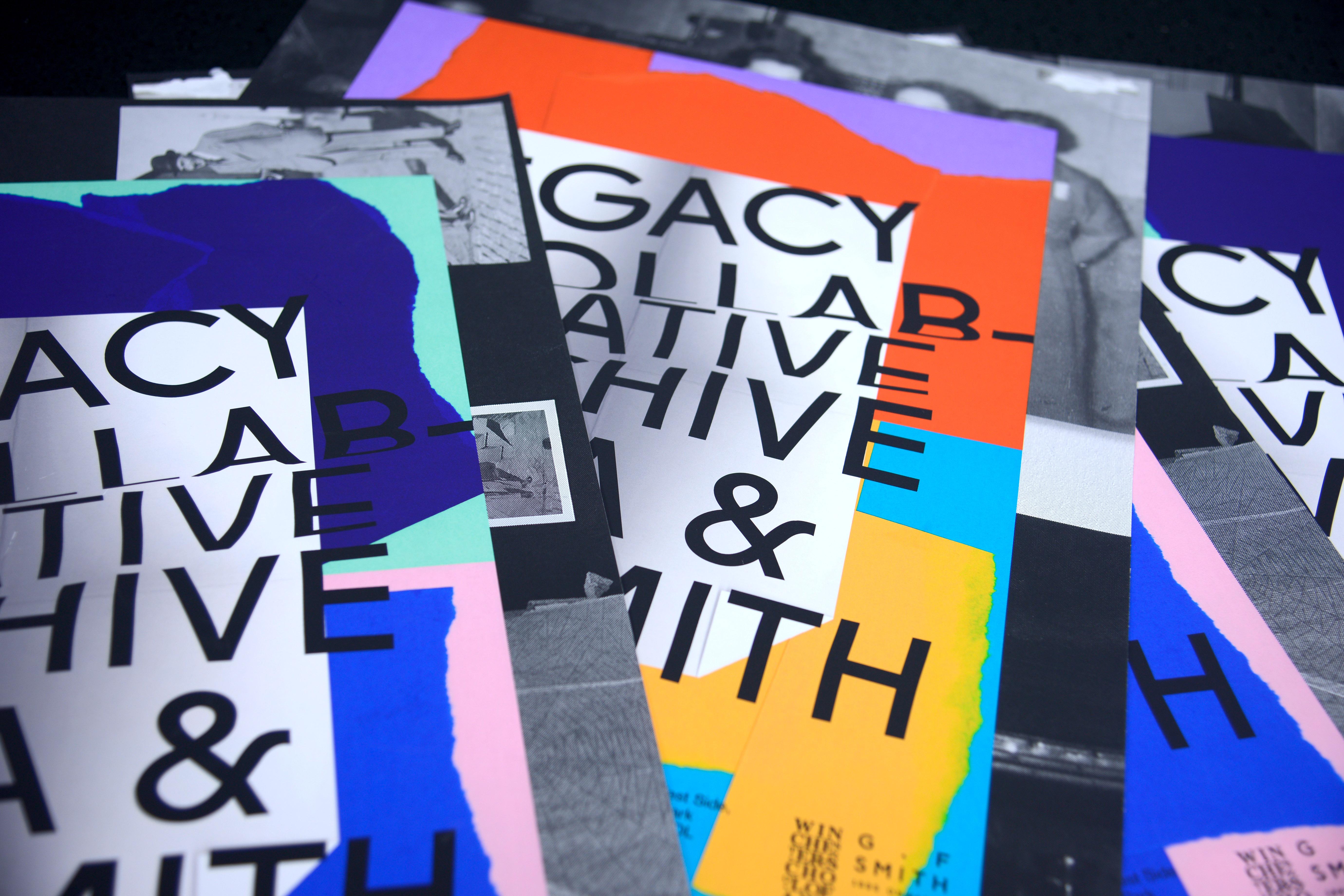 Legacy: A Collaborative Archive, WSA & G.F Smith