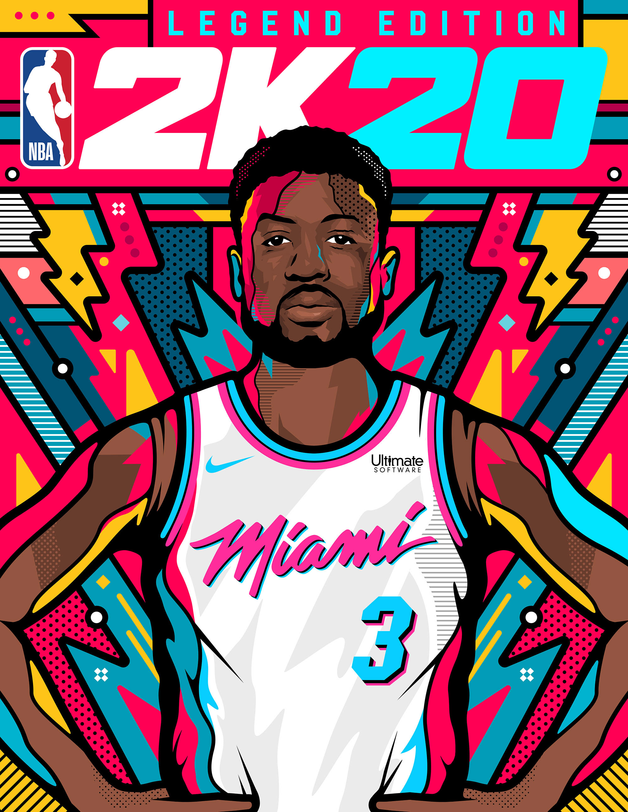 Nba2k20 Projects Photos Videos Logos Illustrations And Branding On Behance