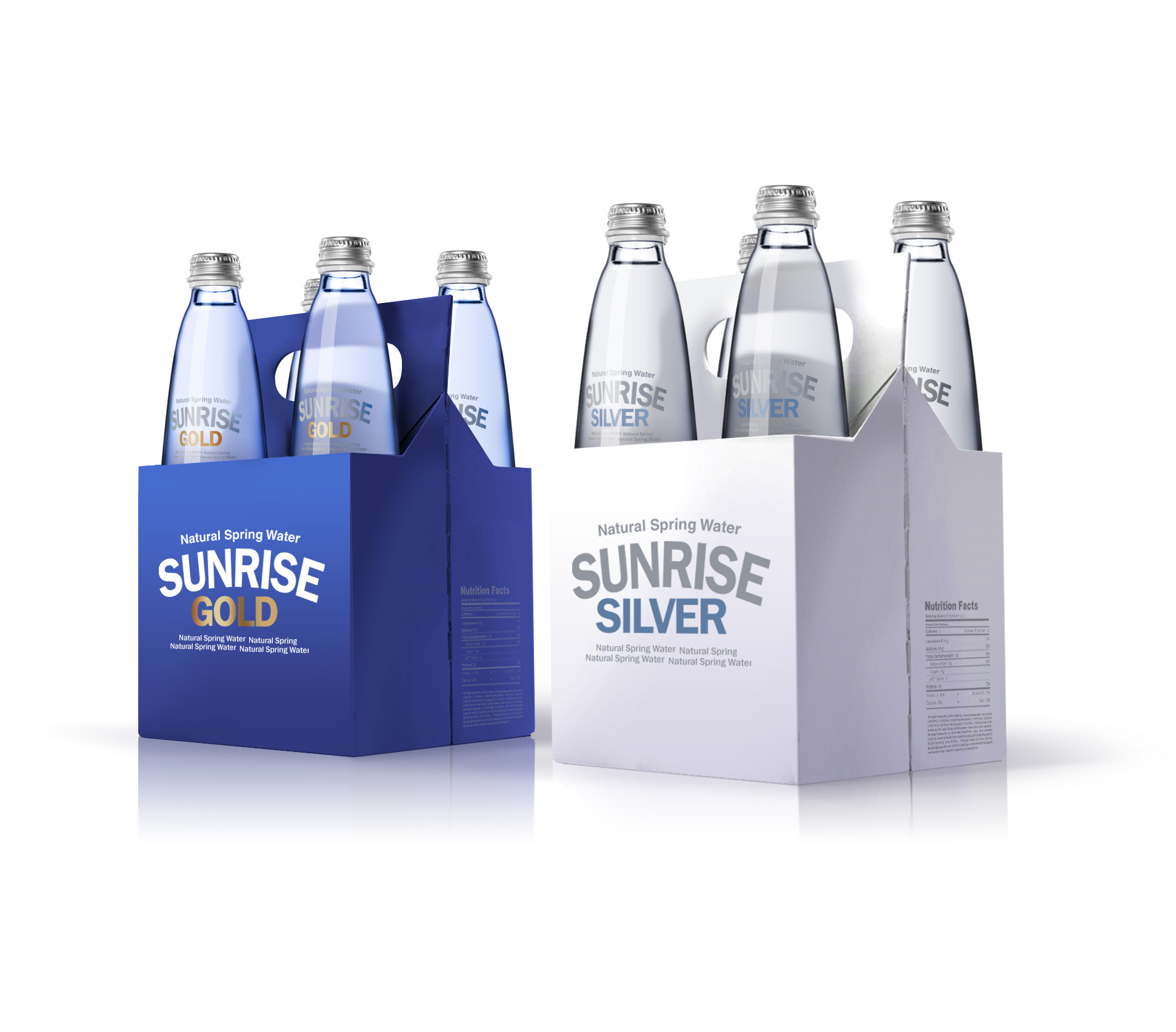 Sunrise Natural Spring Water
