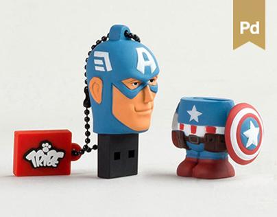 Marvel USB Drive