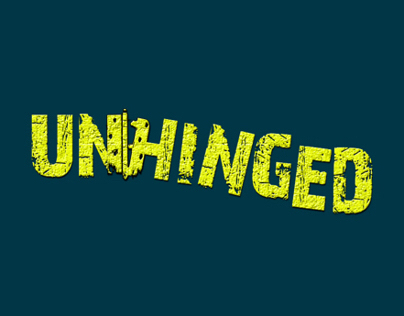 """Unhinged Photography"" magazine and web design"