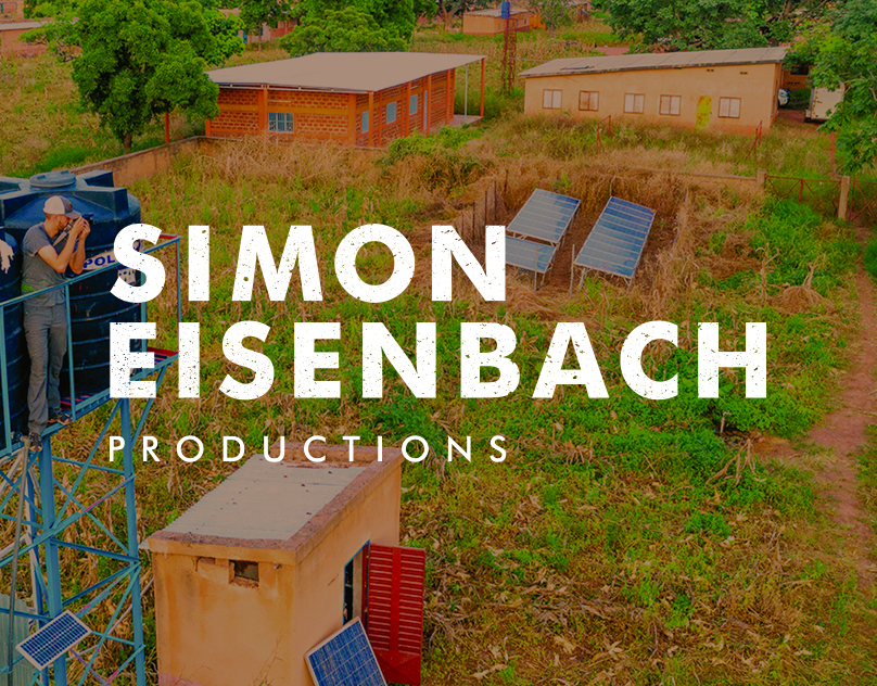 Simon Eisenbach Productions logo