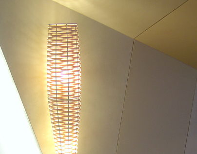 Lightweave Radial Floor Light