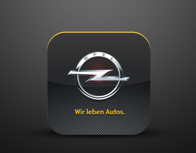 Opel - iPhone Application