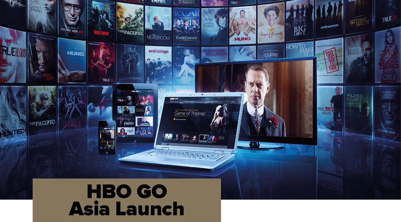 HBO GO Asia