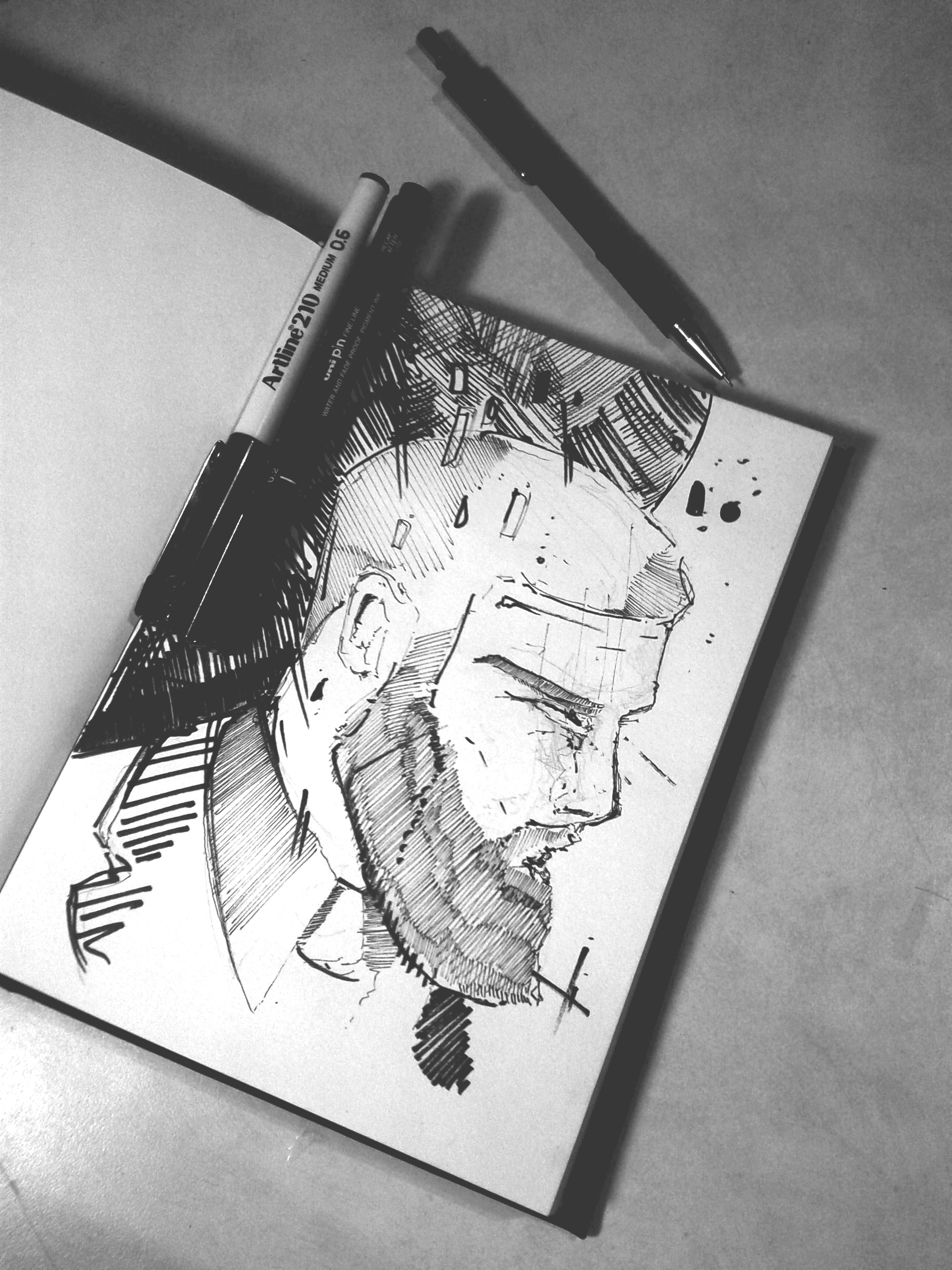 Sketch Zine
