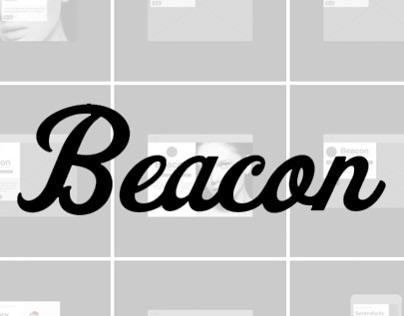 Beacon - Digital Magazine Template