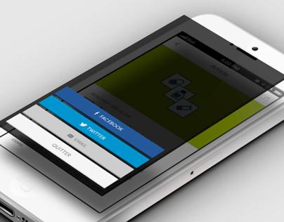 Infirmiers.com - Mobile app