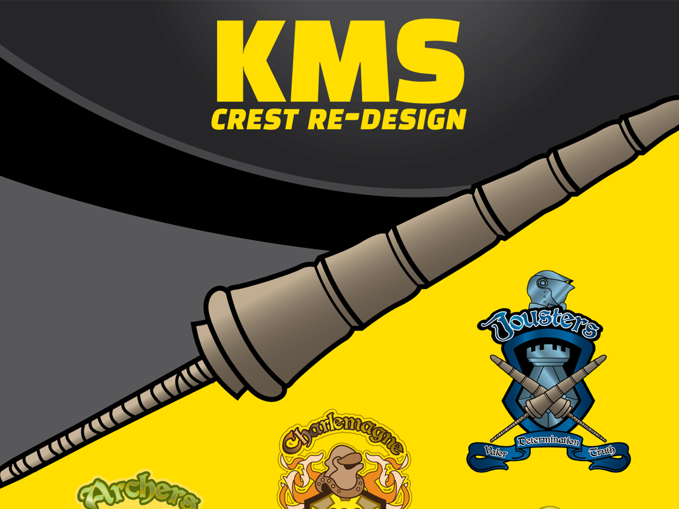KMS: re-design