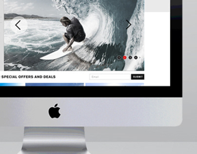 Board sport, Web Design