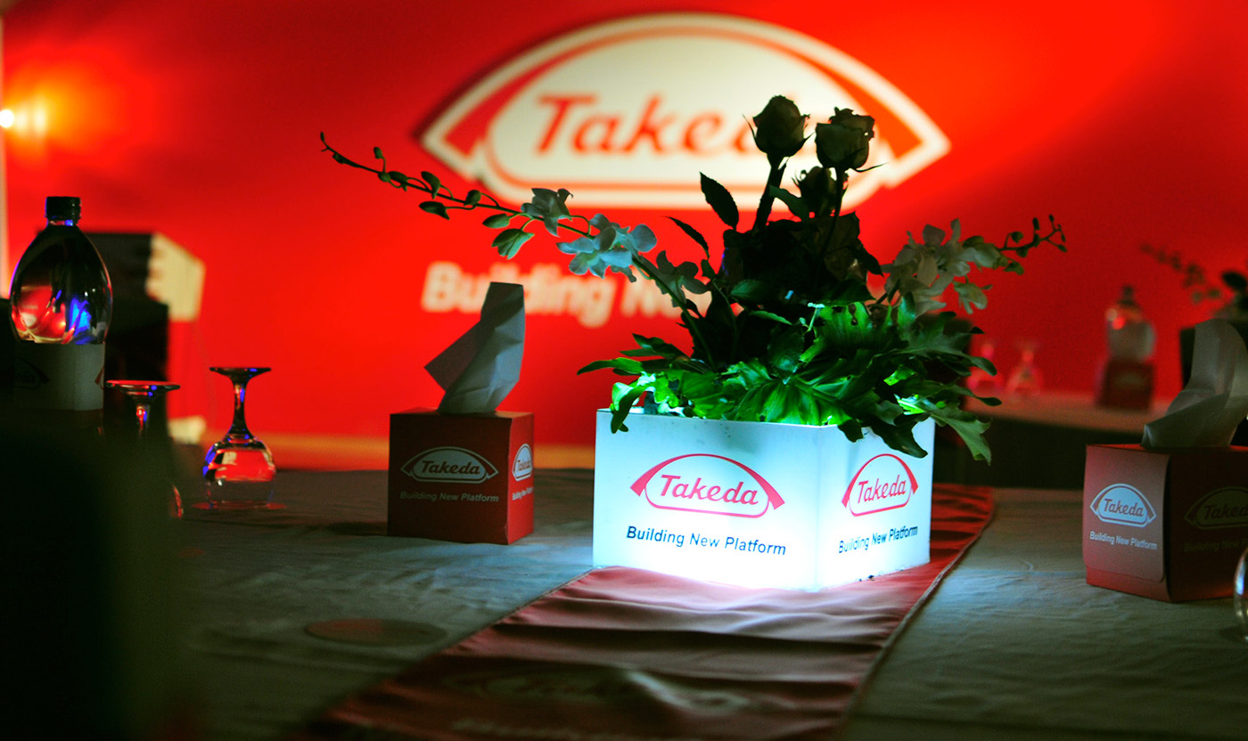 Takeda Sokhna Event - Feb 2013
