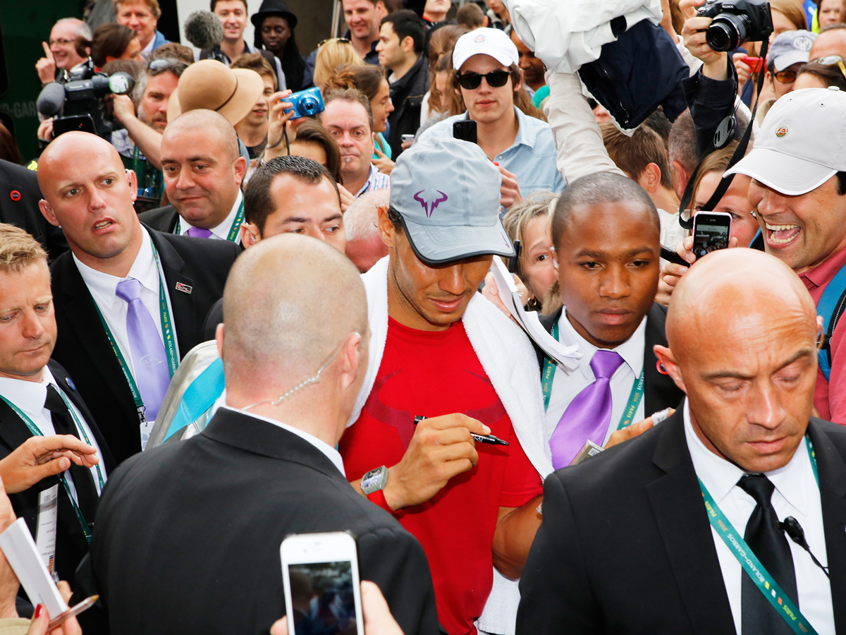 Roland-Garros 2014 - VICE Magazine