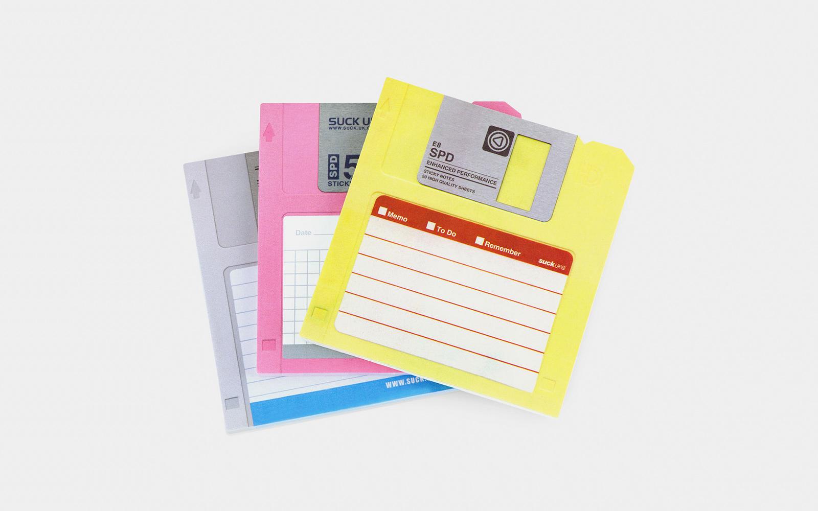 Disk-it // Sticky Notes