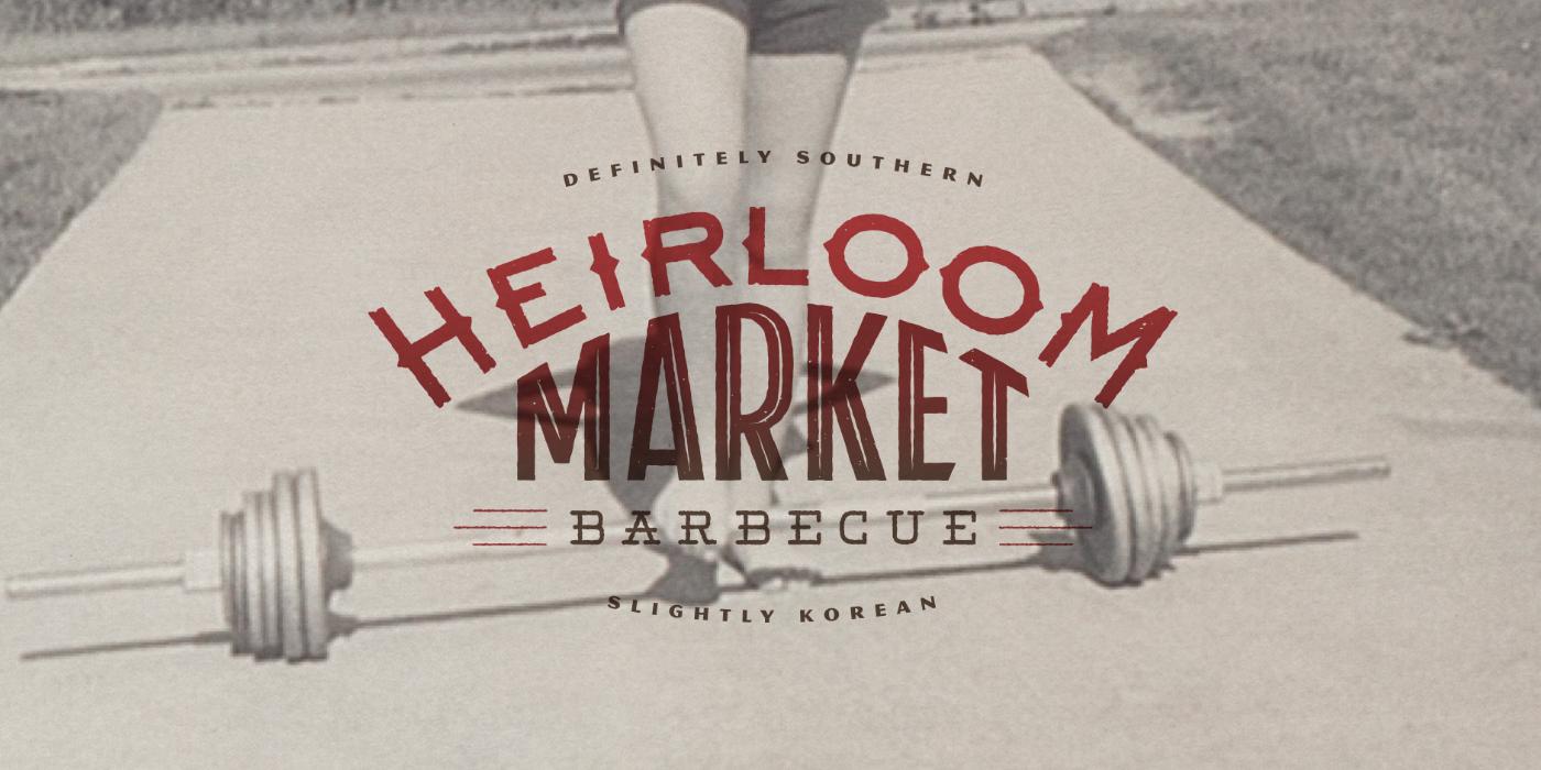 Heirloom Market Barbecue