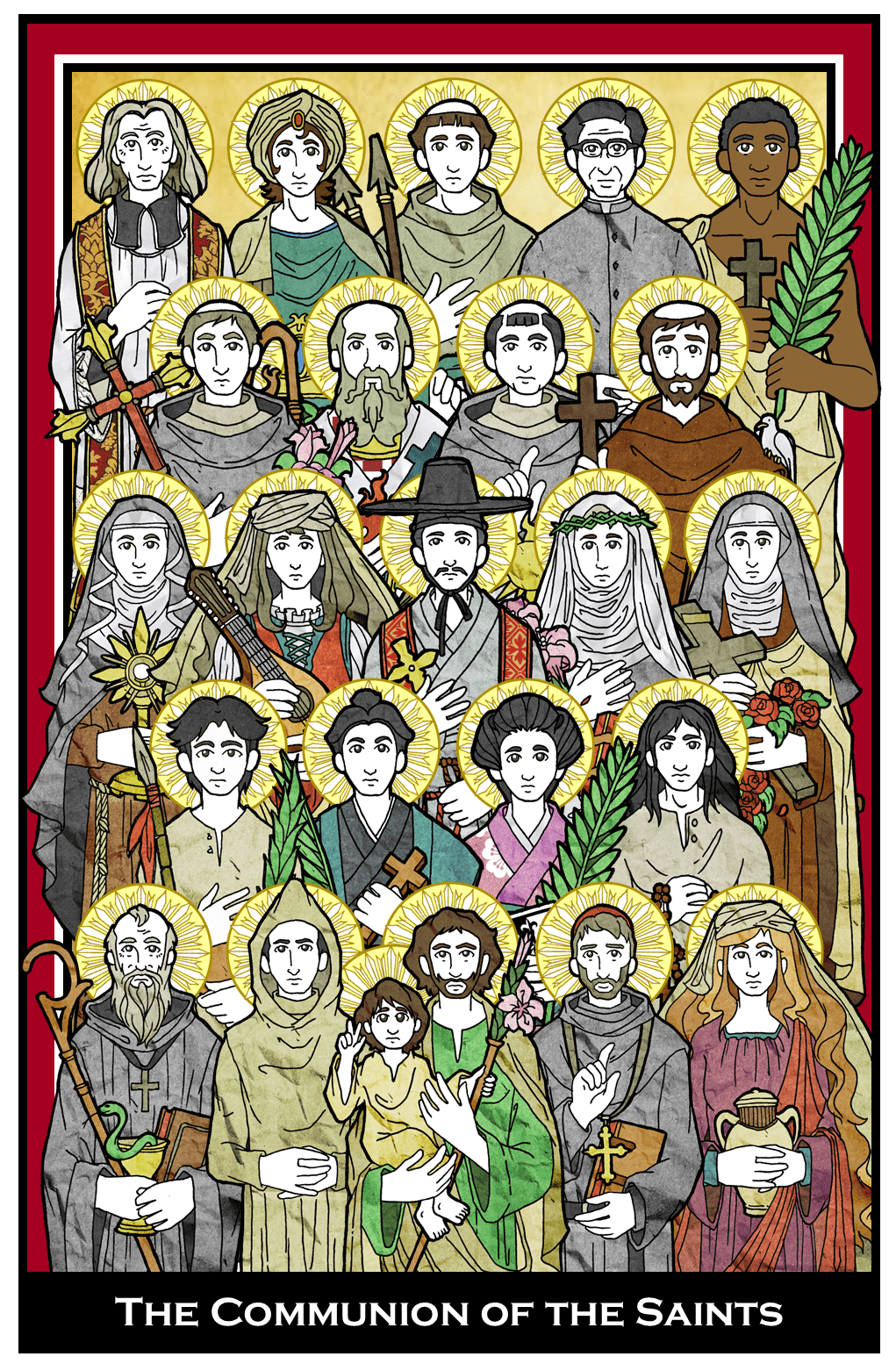 Roman Catholic Saints 3