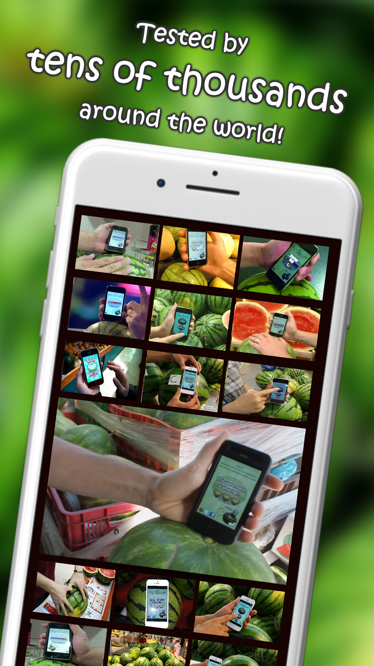 iWatermelon Deluxe for Android and iPhone
