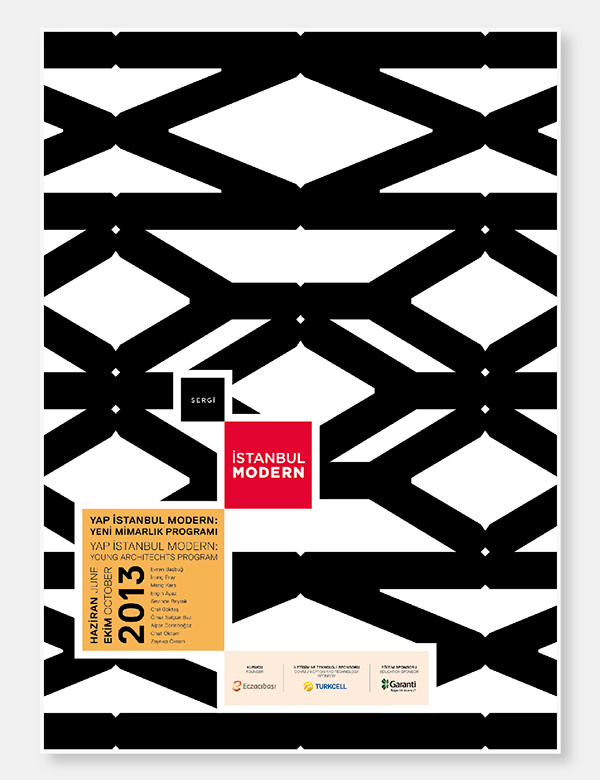 ISTANBUL MODERN - Poster Project