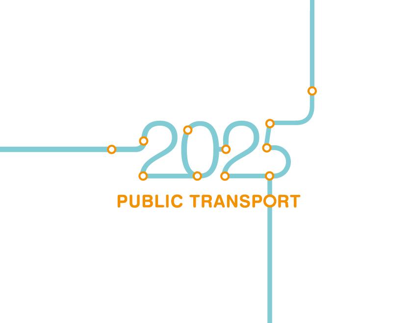 2025 Public Transport brand identity