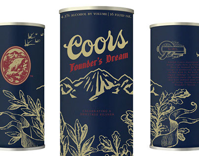Coors Founders Dream Campaign